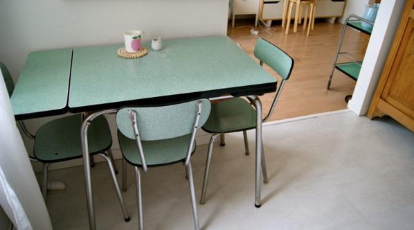Table De Cuisine Formica Blog De Kechitiabdelkader