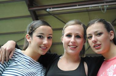 10 ans de passion, 10 ans de bonheur et enfin récompenser Vice Championne de France 2012 :)