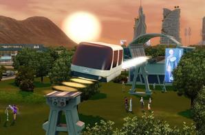 Les Sims 3 En route vers le futur - 3 images inédites