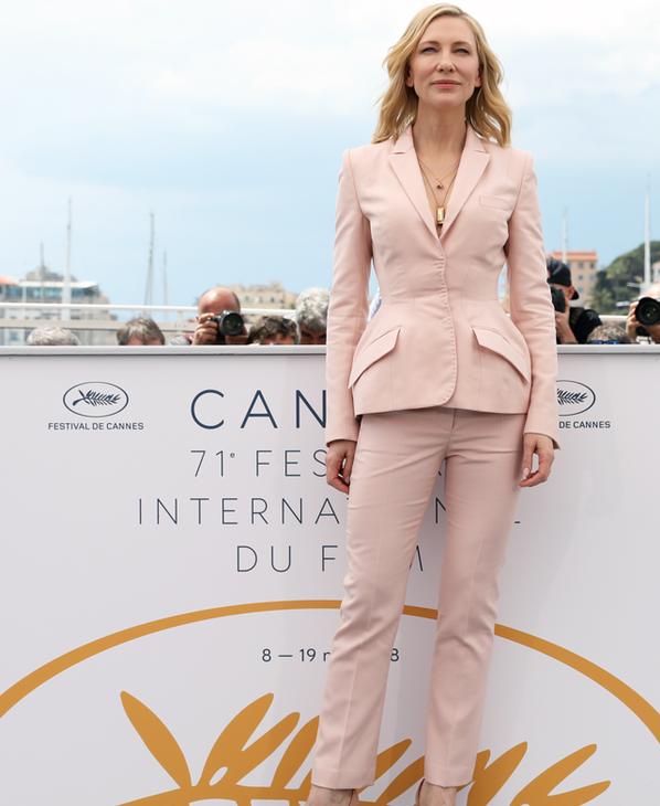 CATE BLANCHETT  (Festival Cannes 2018)