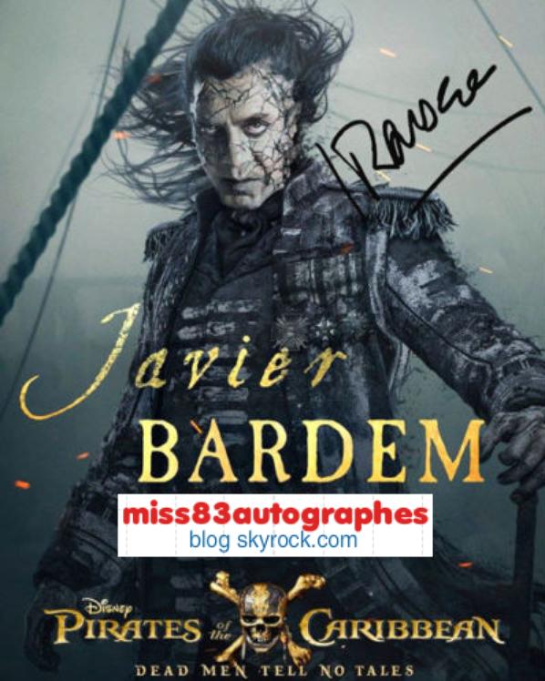 JAVIER BARDEM  (Festival de Cannes 2018)