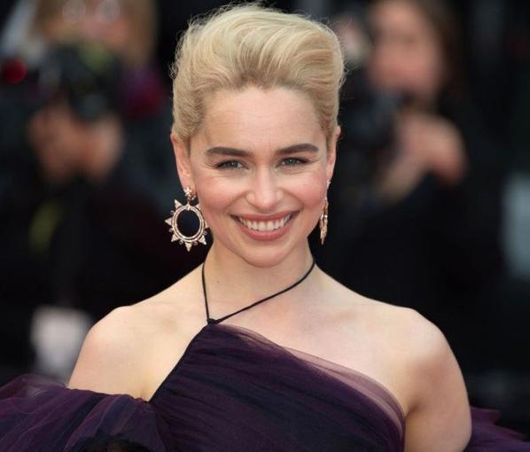 EMILIA CLARKE  (Festival de Cannes 2018)