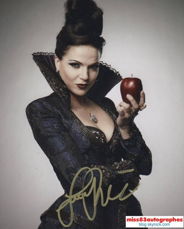 LANA PARRILLA  (Série TV - Once Upon a Time)