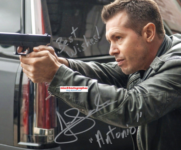 JON SEDA (Série TV -  Chicago P.D. / Chicago Fire ...)