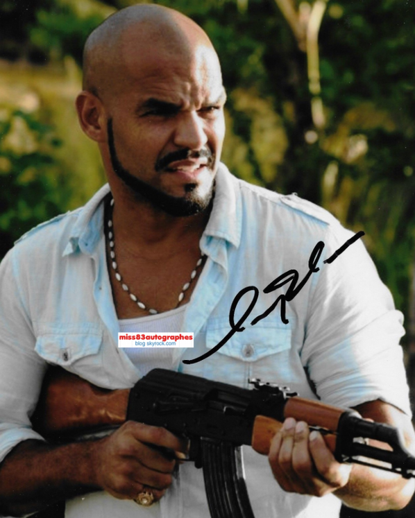 AMAURY NOLASCO  (Série TV - Prison Break)