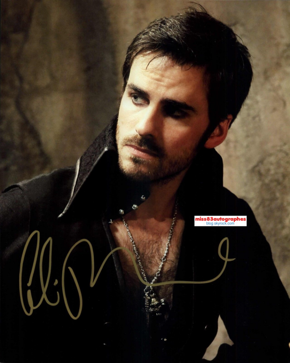 COLIN O'DONOGHUE (Once Upon a Time)