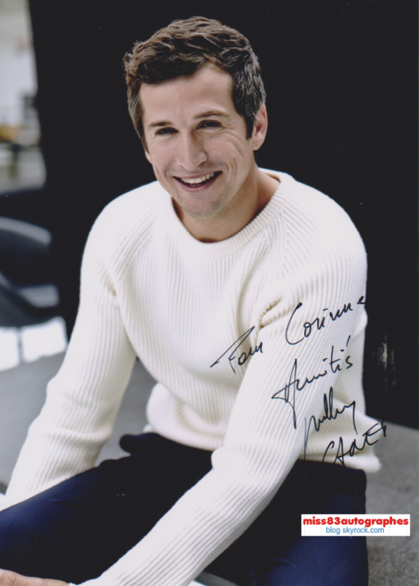 GUILLAUME CANET (N° 2)