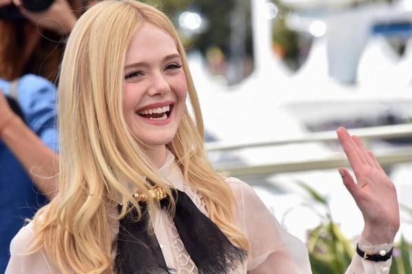 ELLE FANNING (Festival de Cannes 2019)