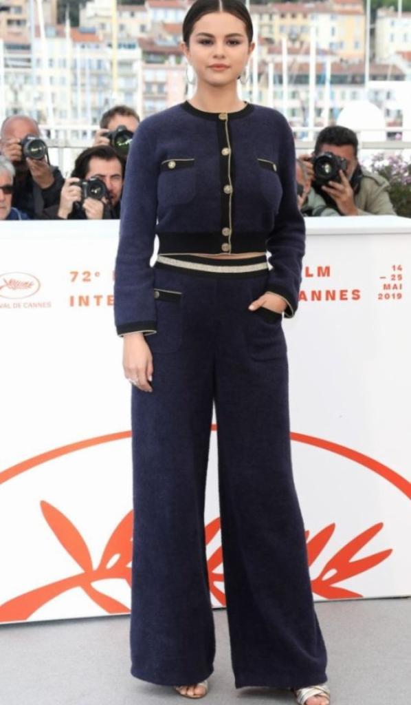SELENA GOMEZ  (Festival de Cannes 2019)
