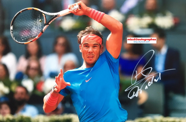 RAFAEL NADAL   (Roland Garros 2019)