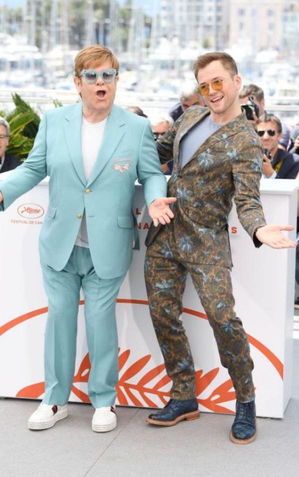 ELTON JOHN  (Festival de Cannes 2019)