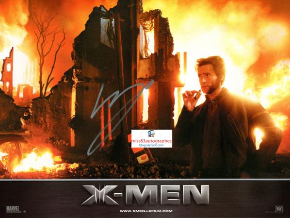 HUGH JACKMAN (X-Men - The Greatest Showman ...)