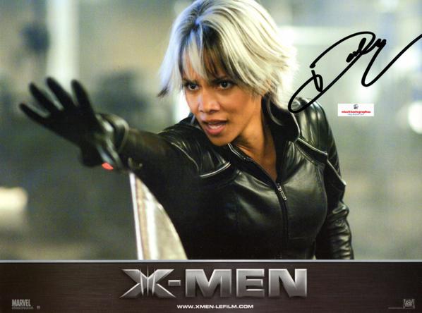 HALLE BERRY (  X-Men - Catwoman etc...)