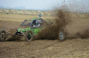 Auto cross Esplechin 2015