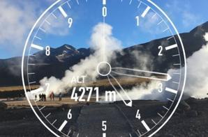 entrainement randonnée en altitude