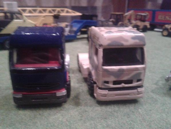 camion majorette