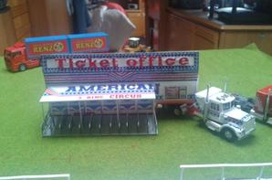 caisse americain circus
