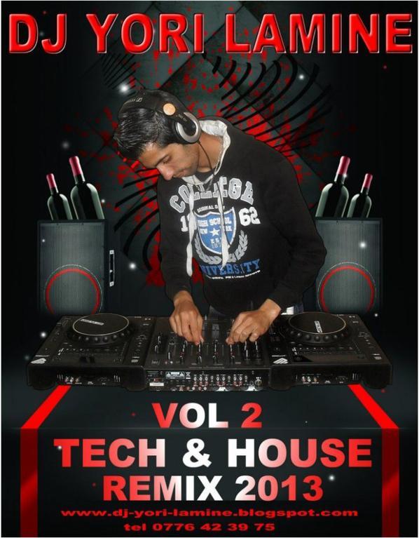 TECH & HOUSE REMIX 2013