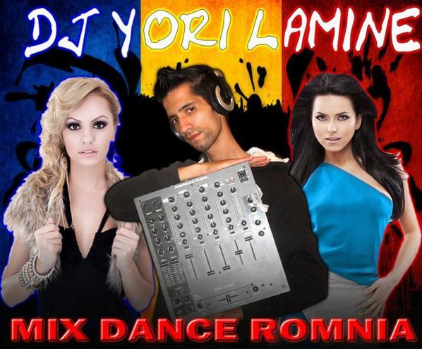 DJ YORI  LAMINE MIX DANCE ROMANIA