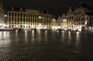 Octobre 2012 , séjour à Bruxelles ( Belgique )