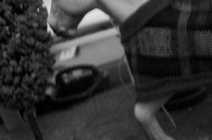 Shooting photos...black & white