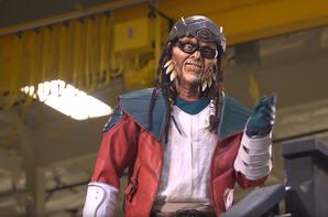 Hondo Ohnaka ... Pirate, contrebandier, scélérat, héros, et maintenant ... acteur à Disneyland ?