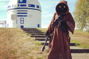 Un professeur transforme son observatoire en R2-D2