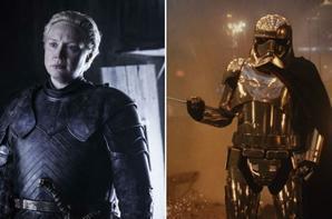 Ils ont joué dans Game of Thrones ET dans Star Wars PARTIE 1