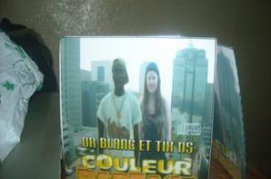 """Album """"couleur partage"""" bientot la sortie officielle"""