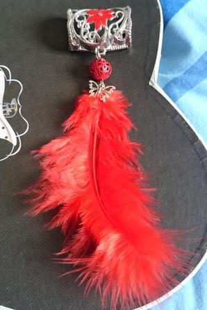 Bijoux de foulard Nature Colorée