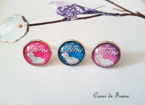 Bijoux Licorne