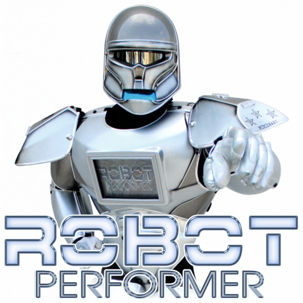 ROBOT-PERFORMER GALERIE LAFAYETTES LIMOGES