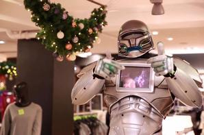 making of Etisalat feat Robot Performer Family Film