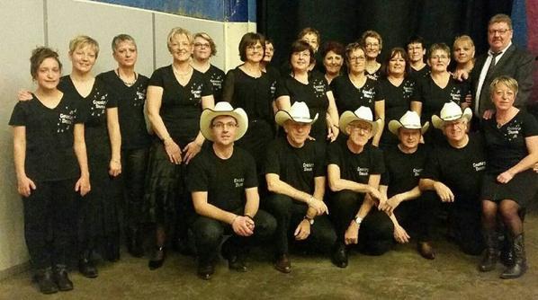 Appaloosa Country Dance vous souhaite une très belle Année 2016