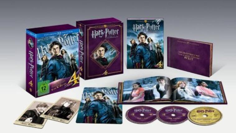 les ultimate édition harry potter en francais !