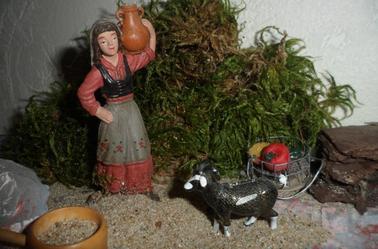 Crèche de Noël 2016