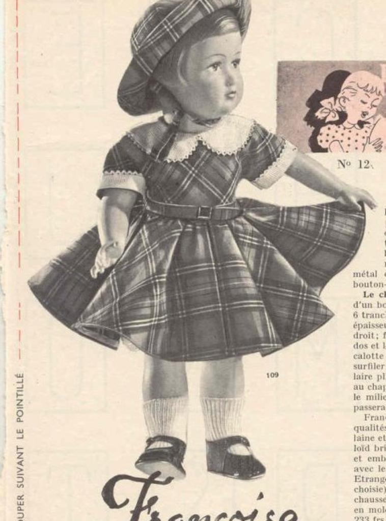 La robe d'avril 54