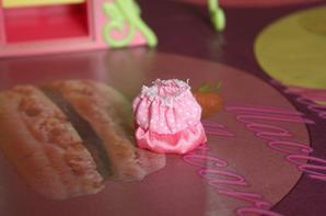 Contenu du fraisi dressing de Charlotte Aux Fraises