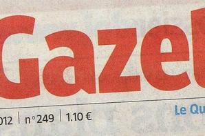 article nouvelle gazette