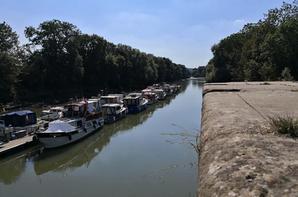 ma Promenade au bord de Seine
