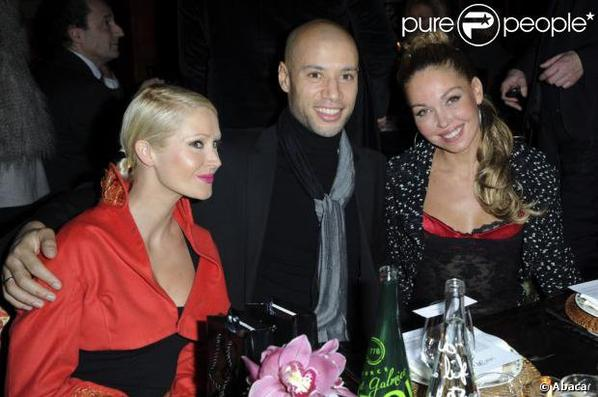 Tatiana-Laurens et Xavier Delarue chez  Rowena Forrest