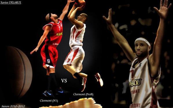 Xavier DELARUE (Basket-Ball Battle Génération)