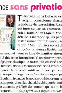 """Le Livre de Tatiana-Laurens  """"Mieux Pour Moi"""" (Janvier-Mars 2014)"""