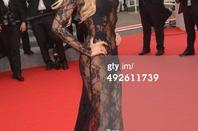 Tatiana-Laurens & Xavier DELARUE in Getty Images (#Cannes2014)