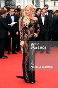 Tatiana-Laurens & Xavier DELARUE in Getty Images (#Cannes2014) Part2