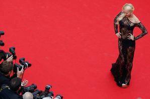 xavier DELARUE & Tatiana-Laurens DELARUE USA/ Zimbio (#Cannes2014)
