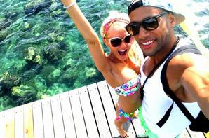 Ile Des Vérités 4: Tatiana-Laurens et  Xavier  Delarue à Tahiti (IDV4)