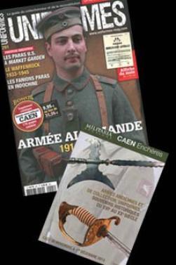Je recherche Uniforme Magazine de 2013