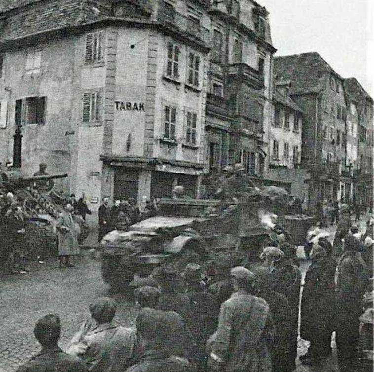 avant-apres à Saverne aux 53 Grand rue à la Libération de la ville