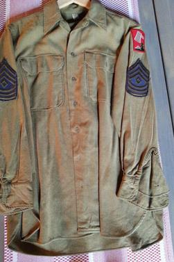 70th infantry division dans ma collection